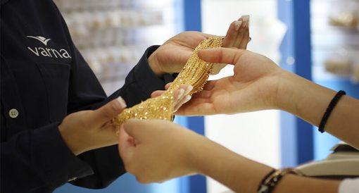 Oro Laminado o Chapa de Oro Varna